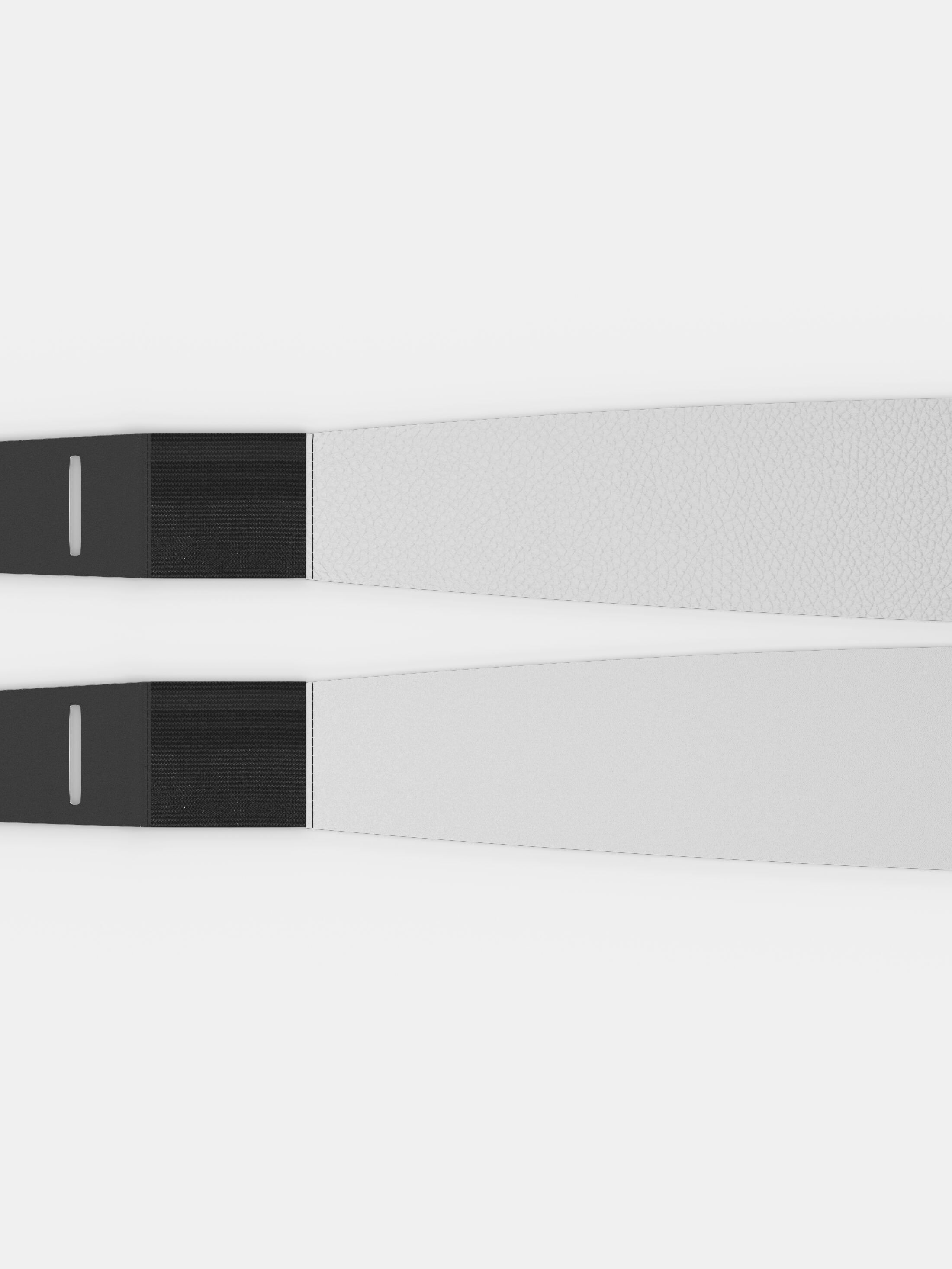 custom wrap belt leather textures