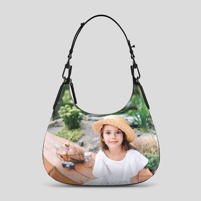 gepersonaliseerde kleine tas
