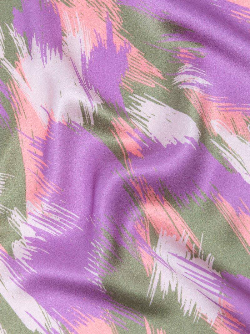 customised napkins silk satin