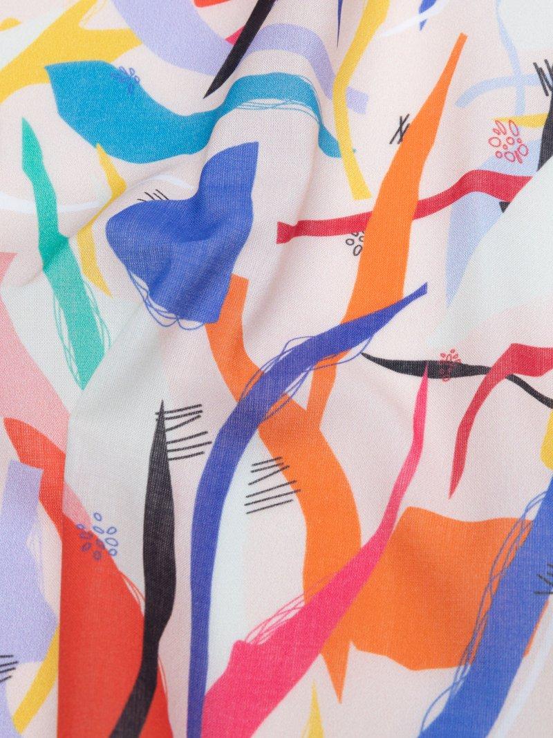 pima cotton fabric printing