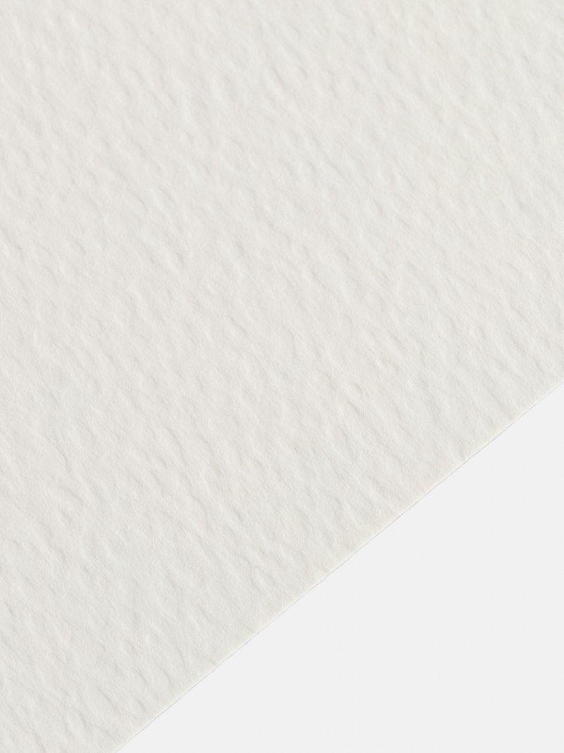 Custom printed wall art textured paper