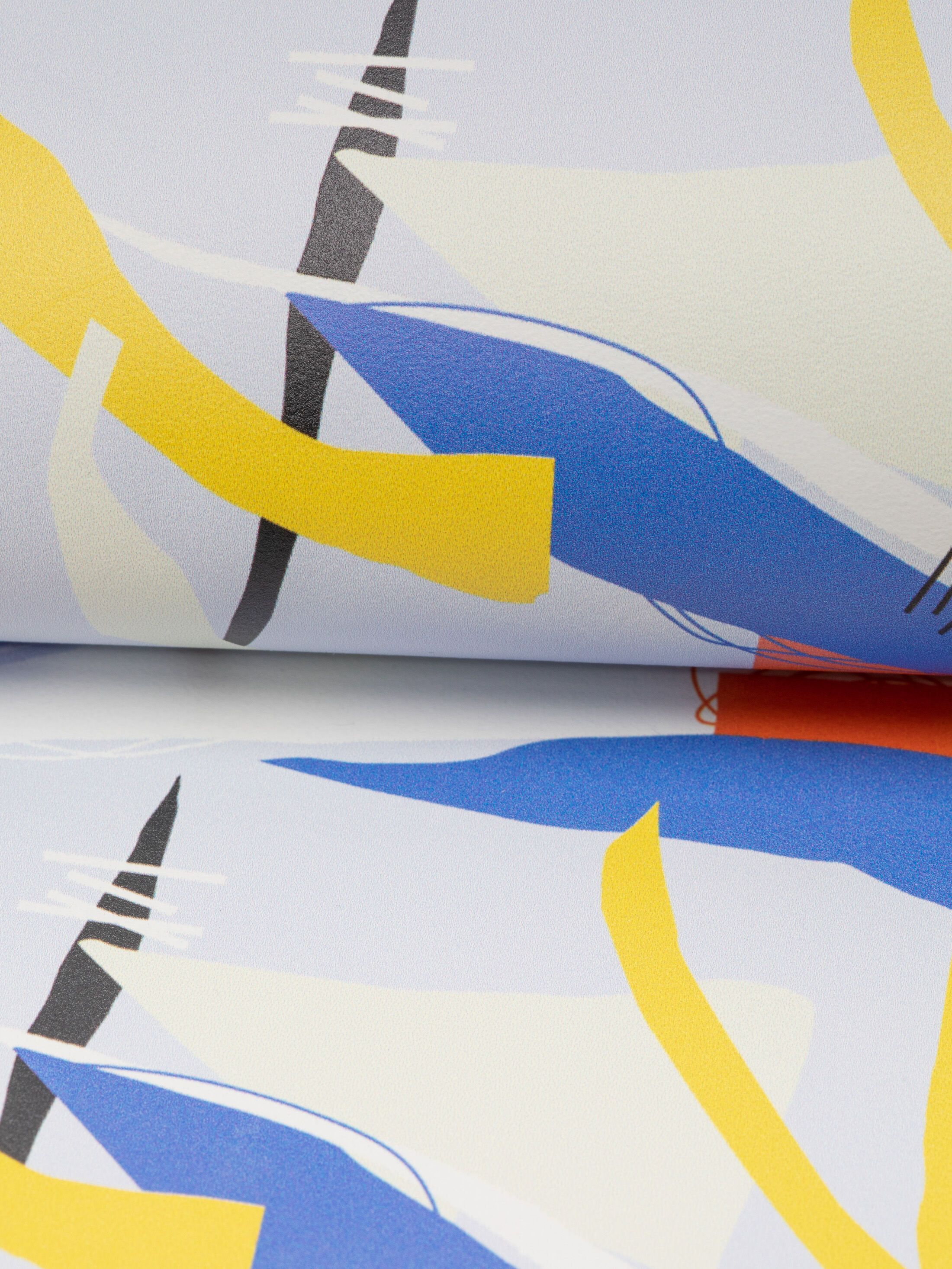 デザイン印刷 フレンチカーフレザー