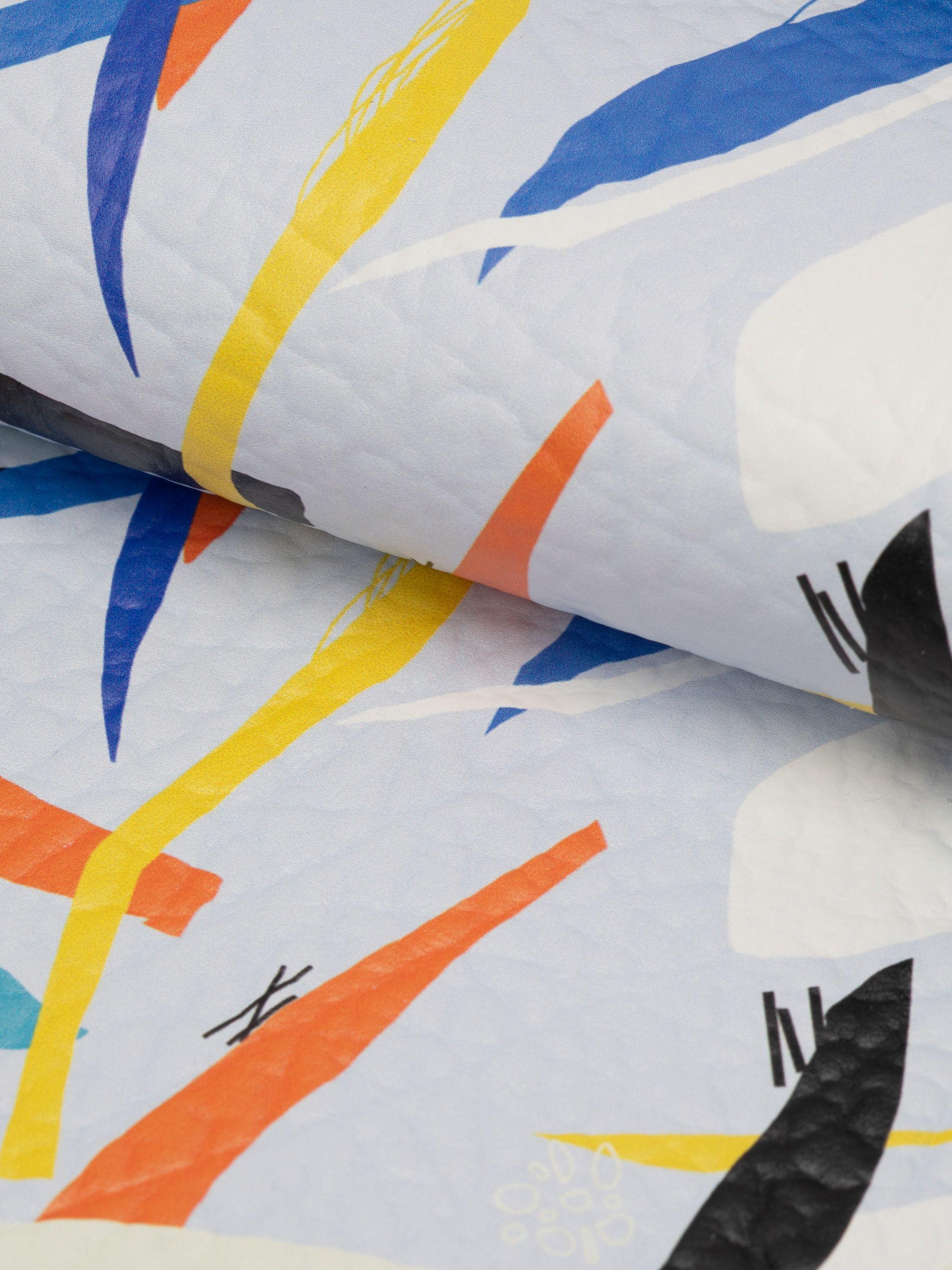 impresión piel de nappa suave