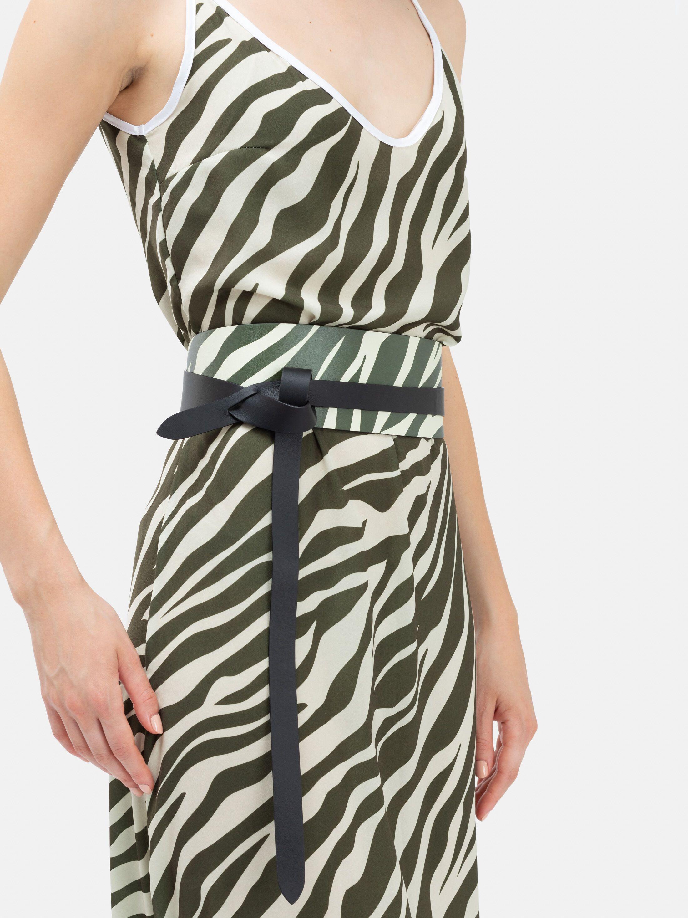 custom leather wrap belts au