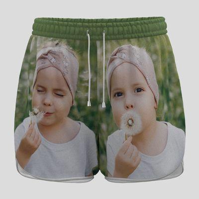 Pantaloncini Donna Personalizzati