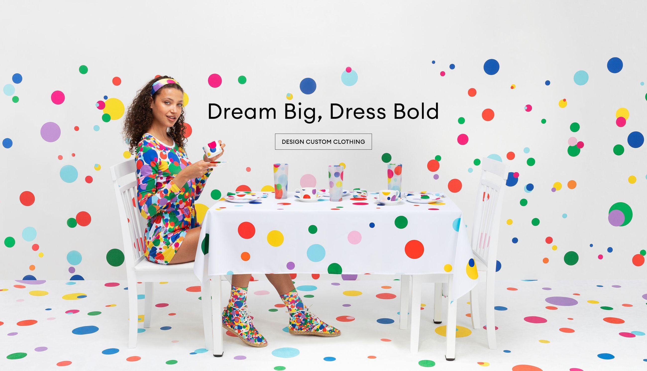 Design Custom Clothing