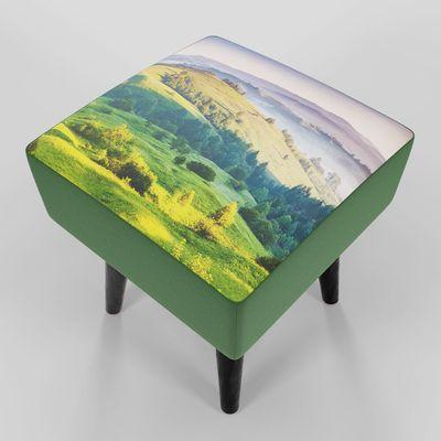 custom made footstool
