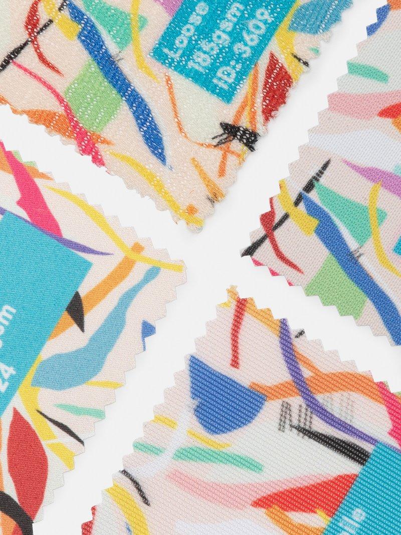 fabric swatch pack UK