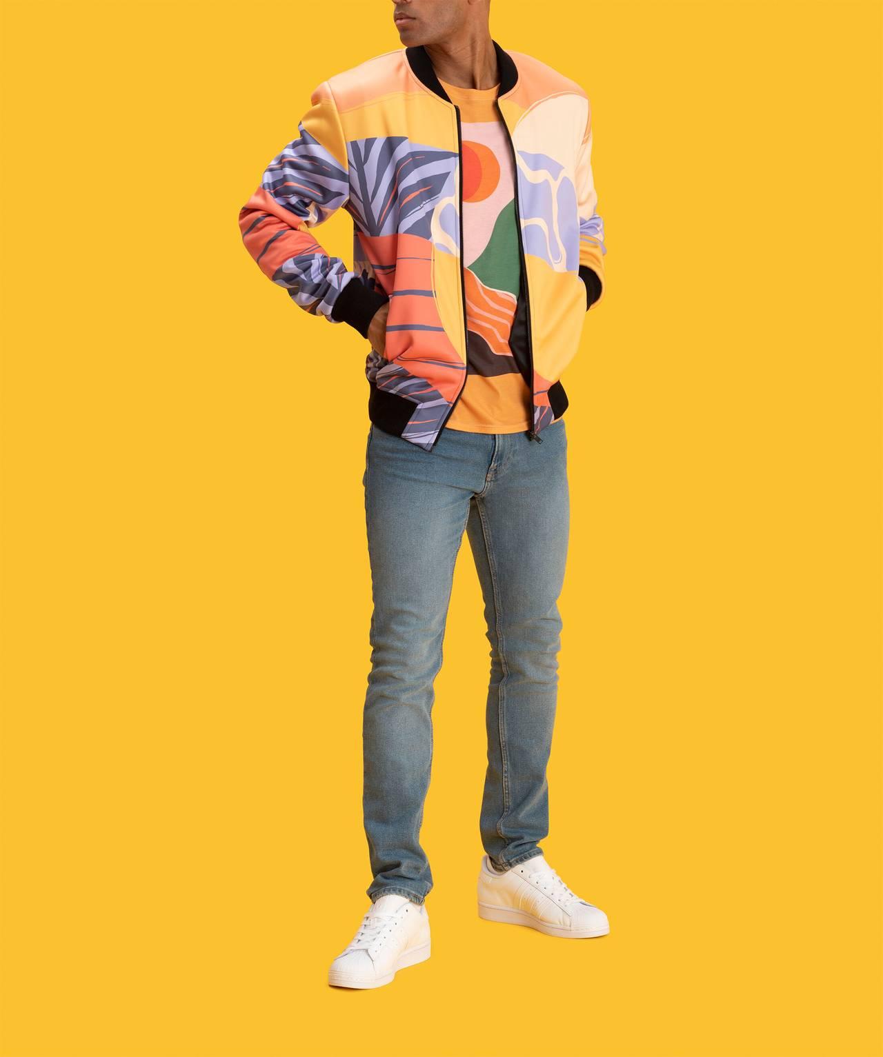 Abbigliamento Uomo Personalizzato