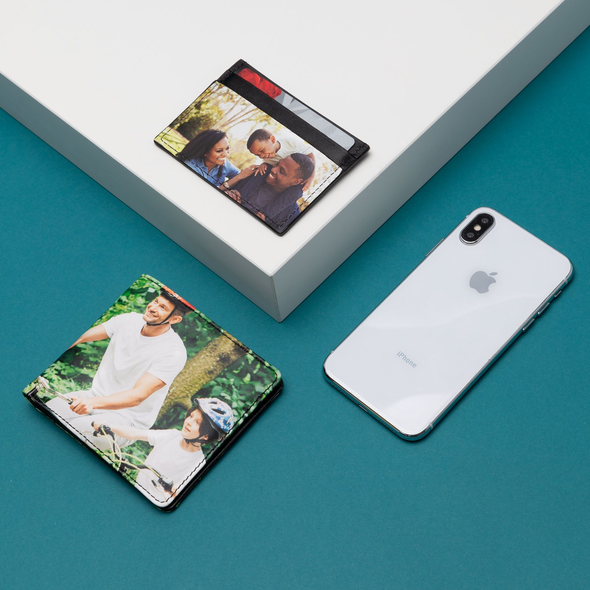 Foto-Geldtasche selbst gestalten