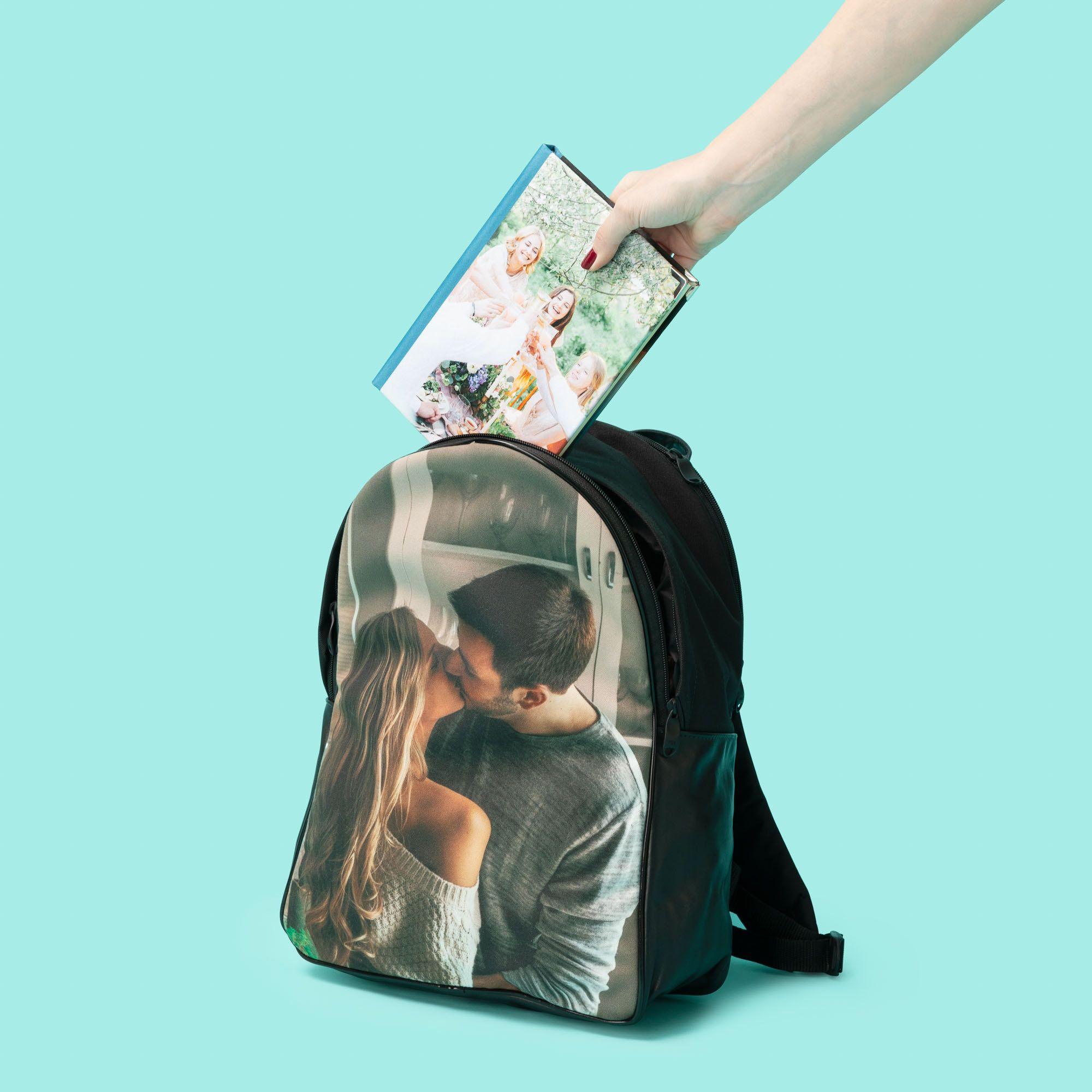 zaini e sacche con stampa personalizzata