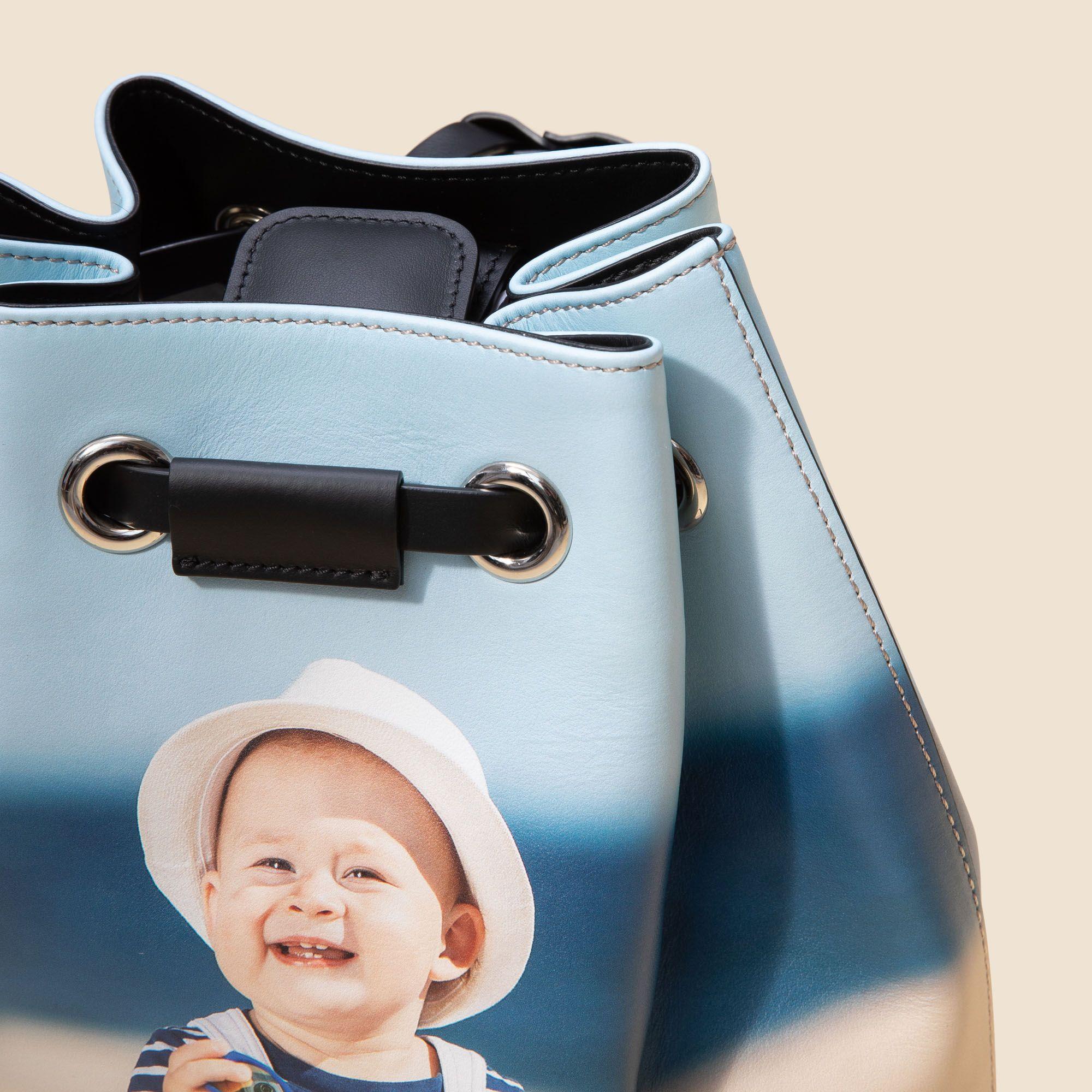 mochila saco impresa