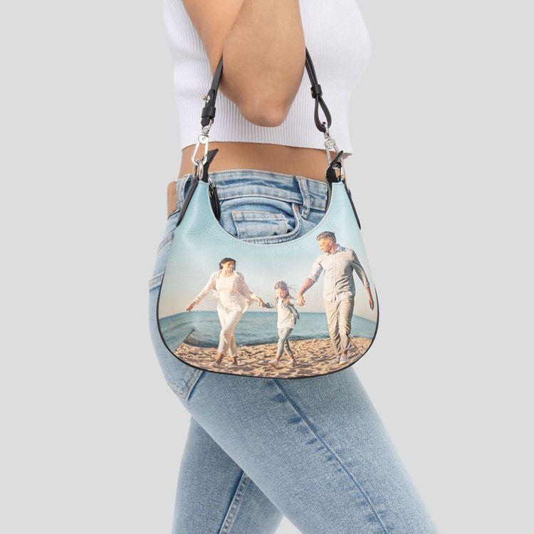 personalised mini bag