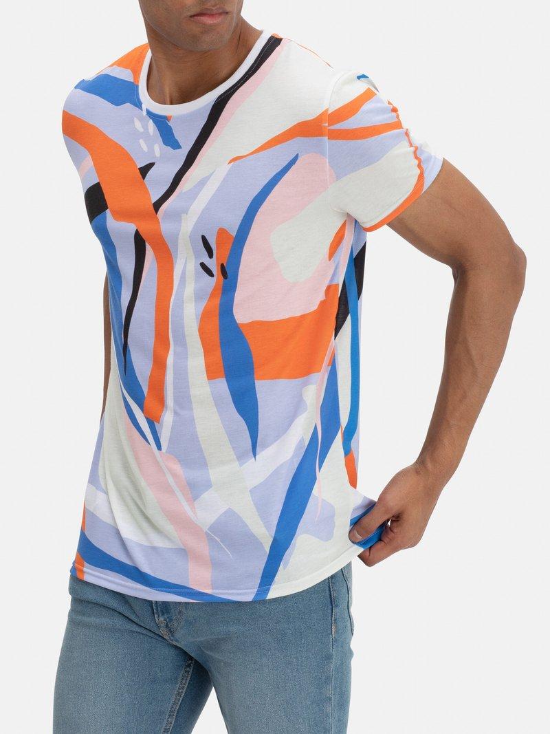 Créez votre T-shirt imprimé de bout en bout