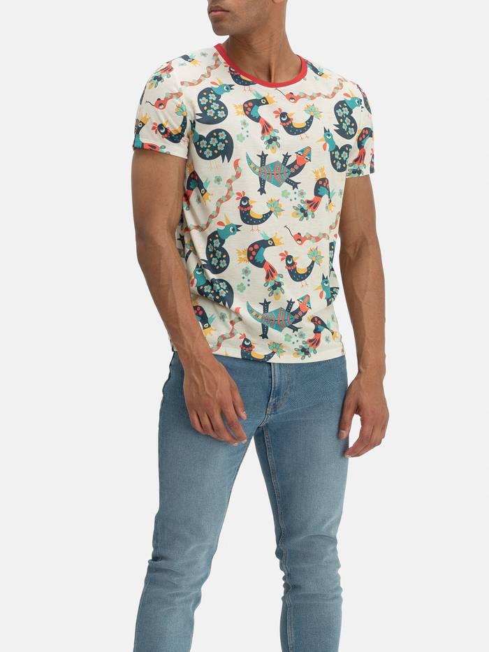 all over custom tshirt printing