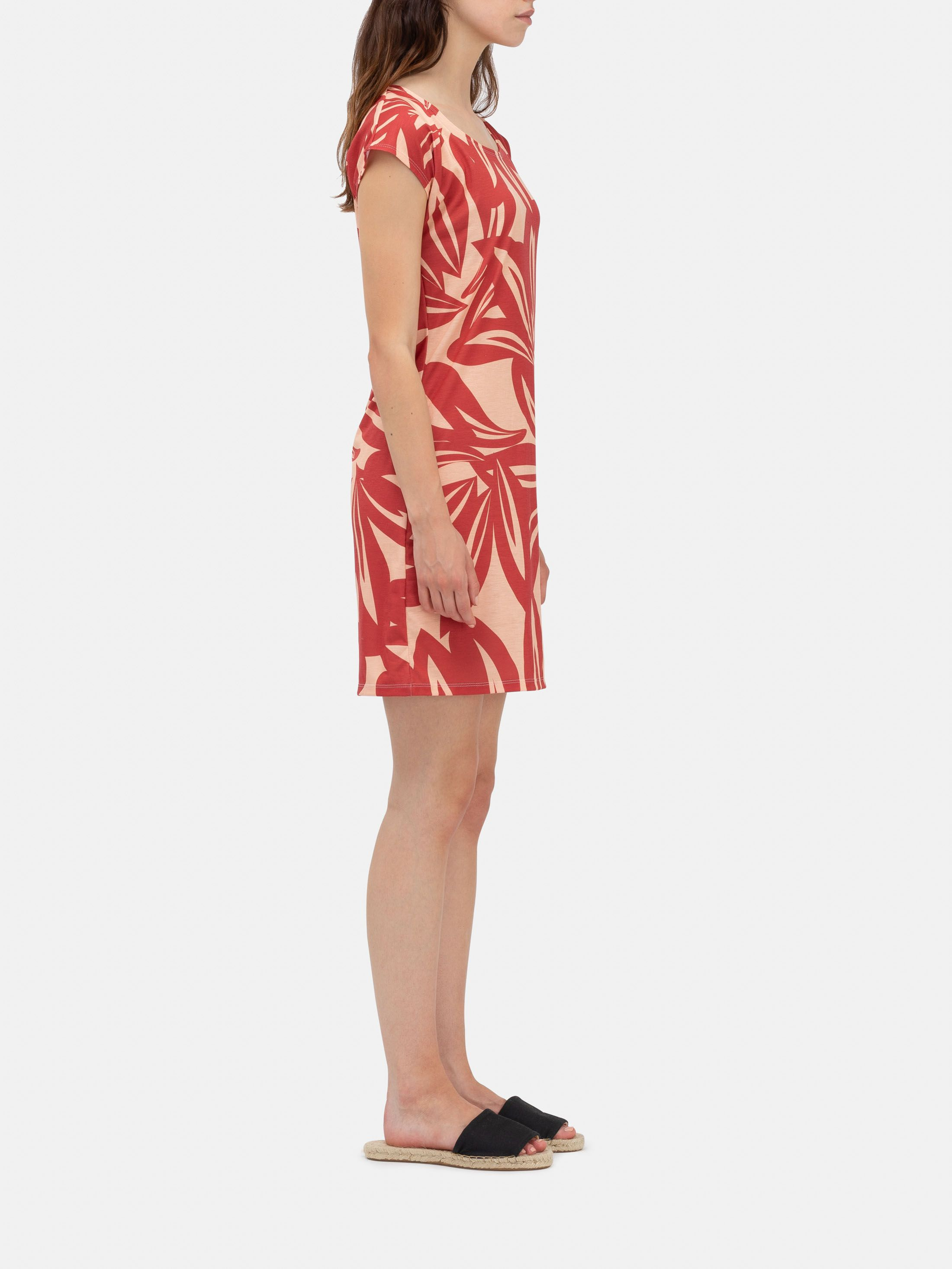 jersey dress fabric longline ladies