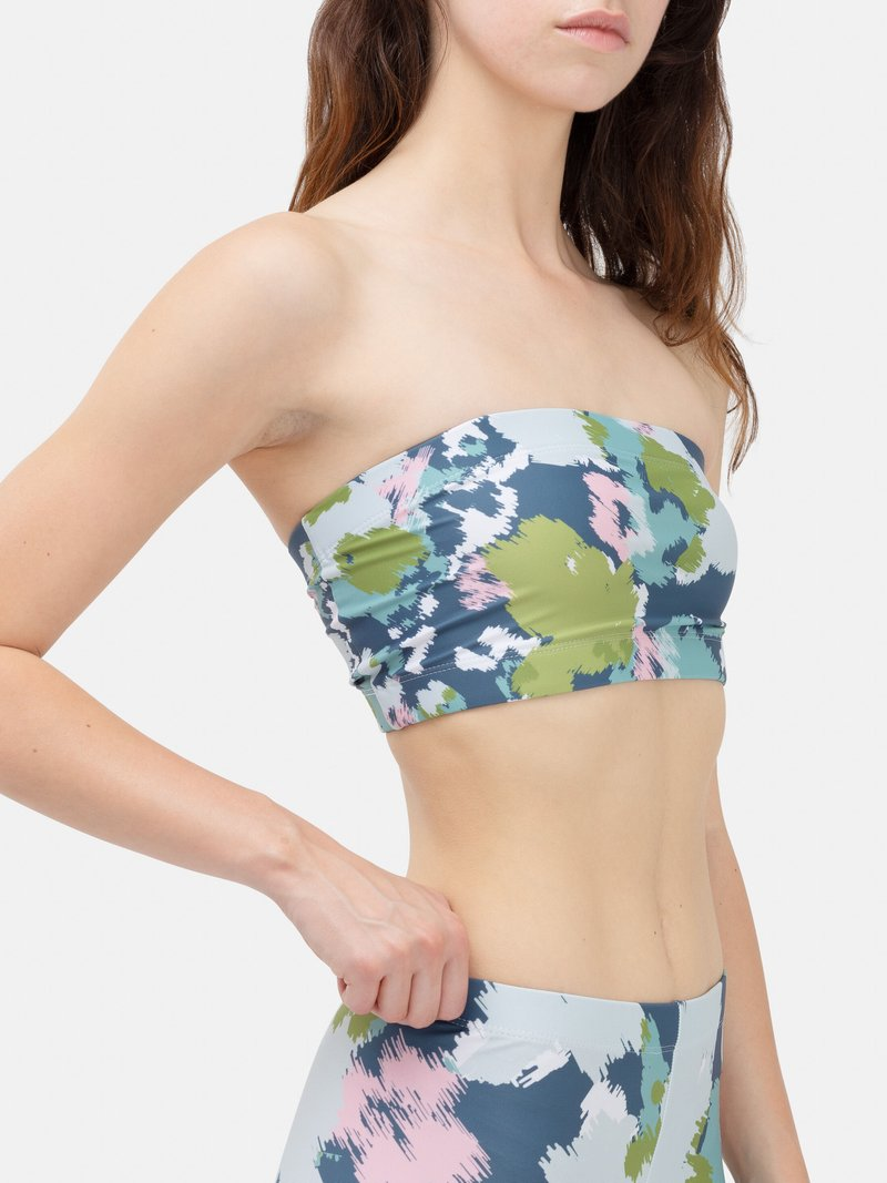 create a custom bandeau top