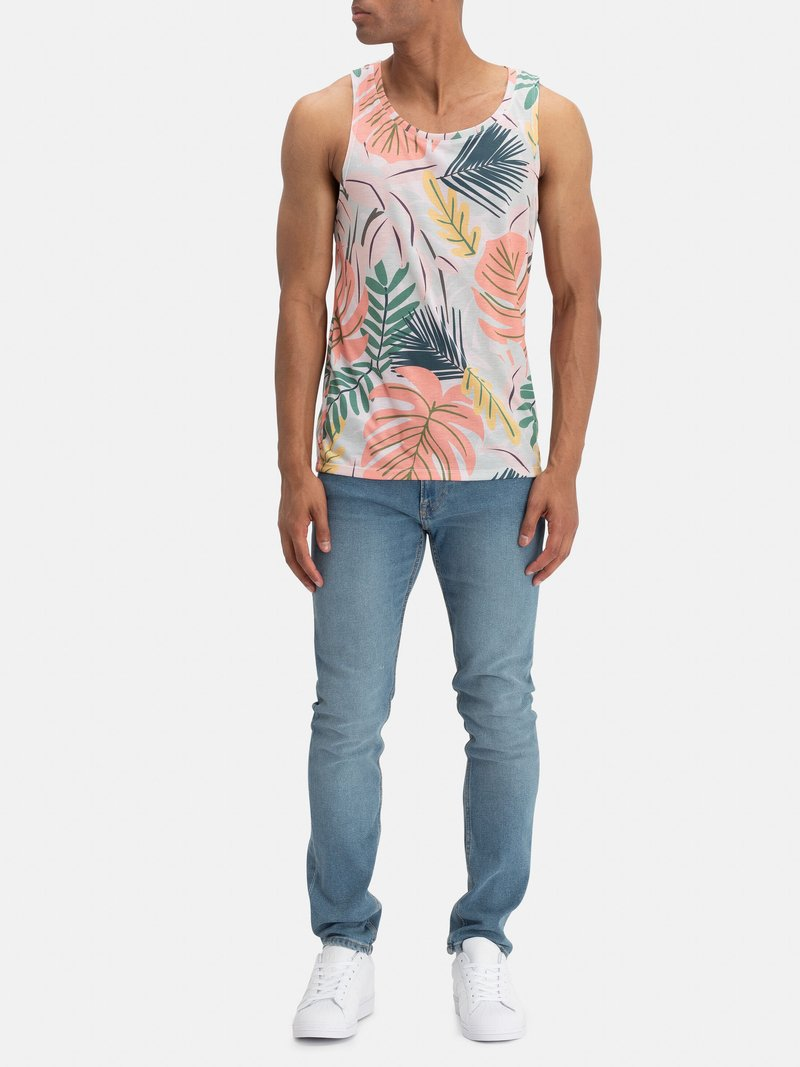 designer vest top