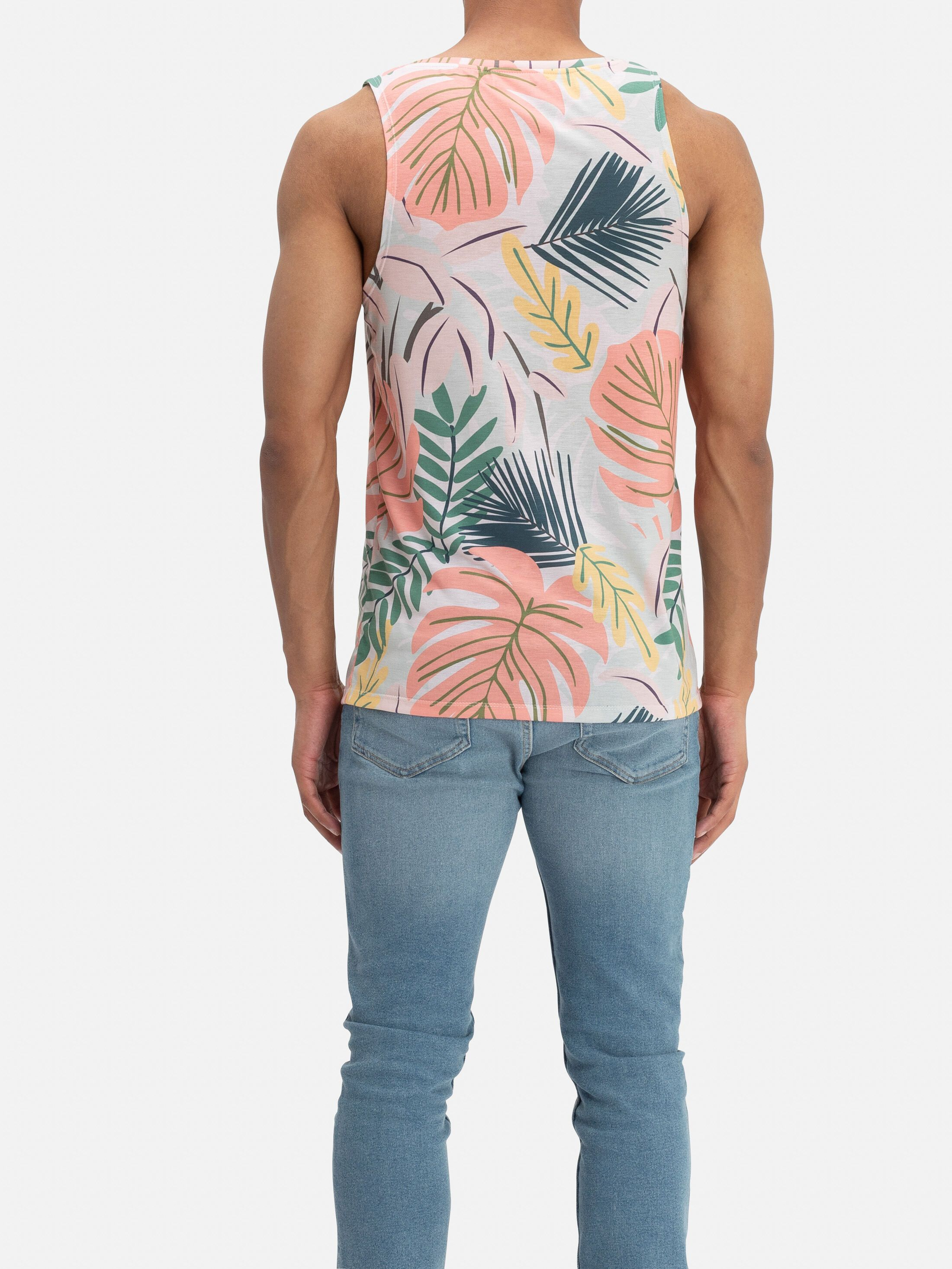 T-shirt sans manche original
