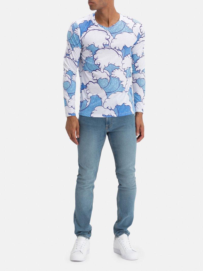 Men's Custom Long Sleeve Jersey