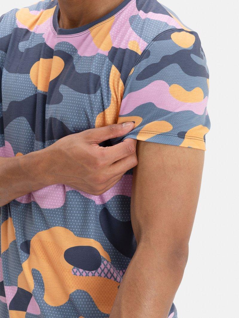 custom printed jersey t-shirt