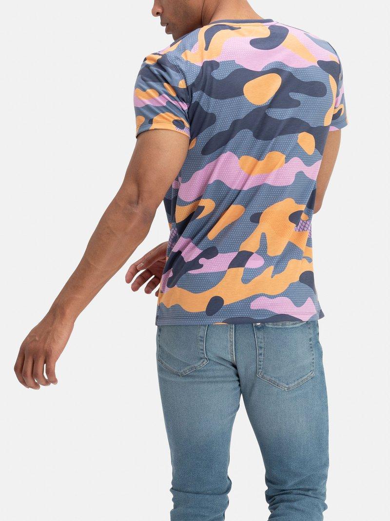 customised jersey t-shirt