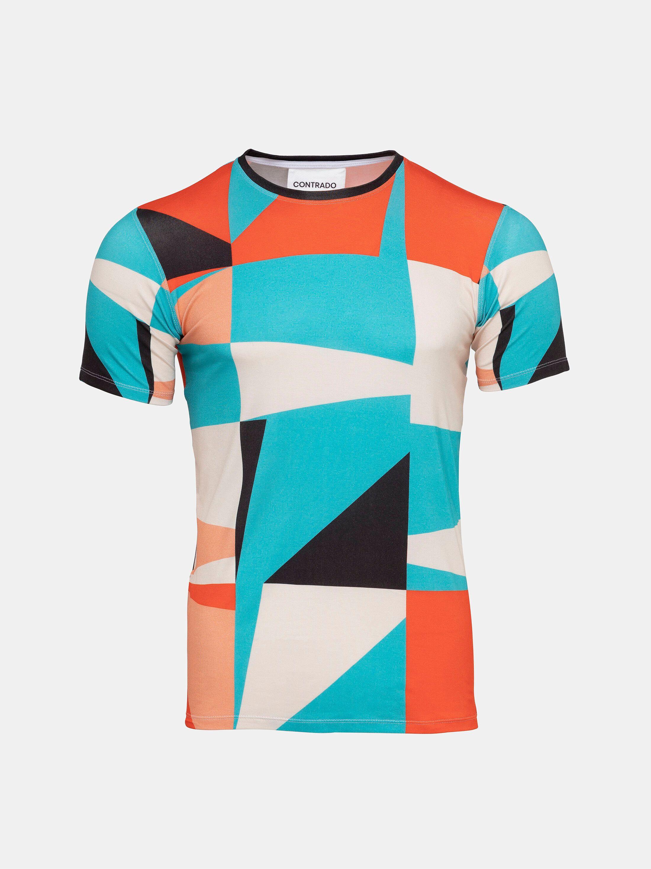 Men's Custom Stretch T-Shirt