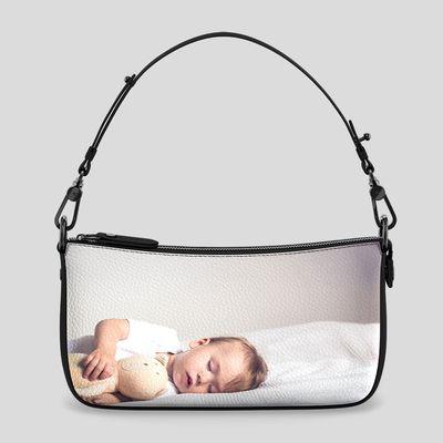 personalized Baguette Bag