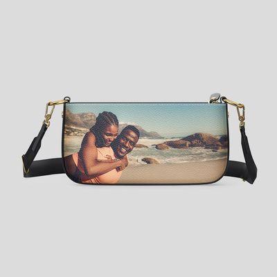 Personalised Zip Box Bag