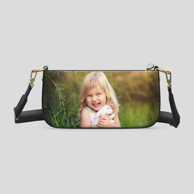 Personalized Zipper Box Bag