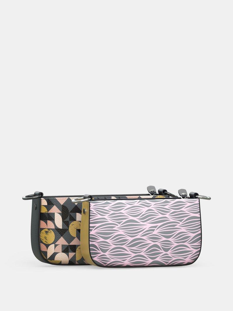 custom zip box bags