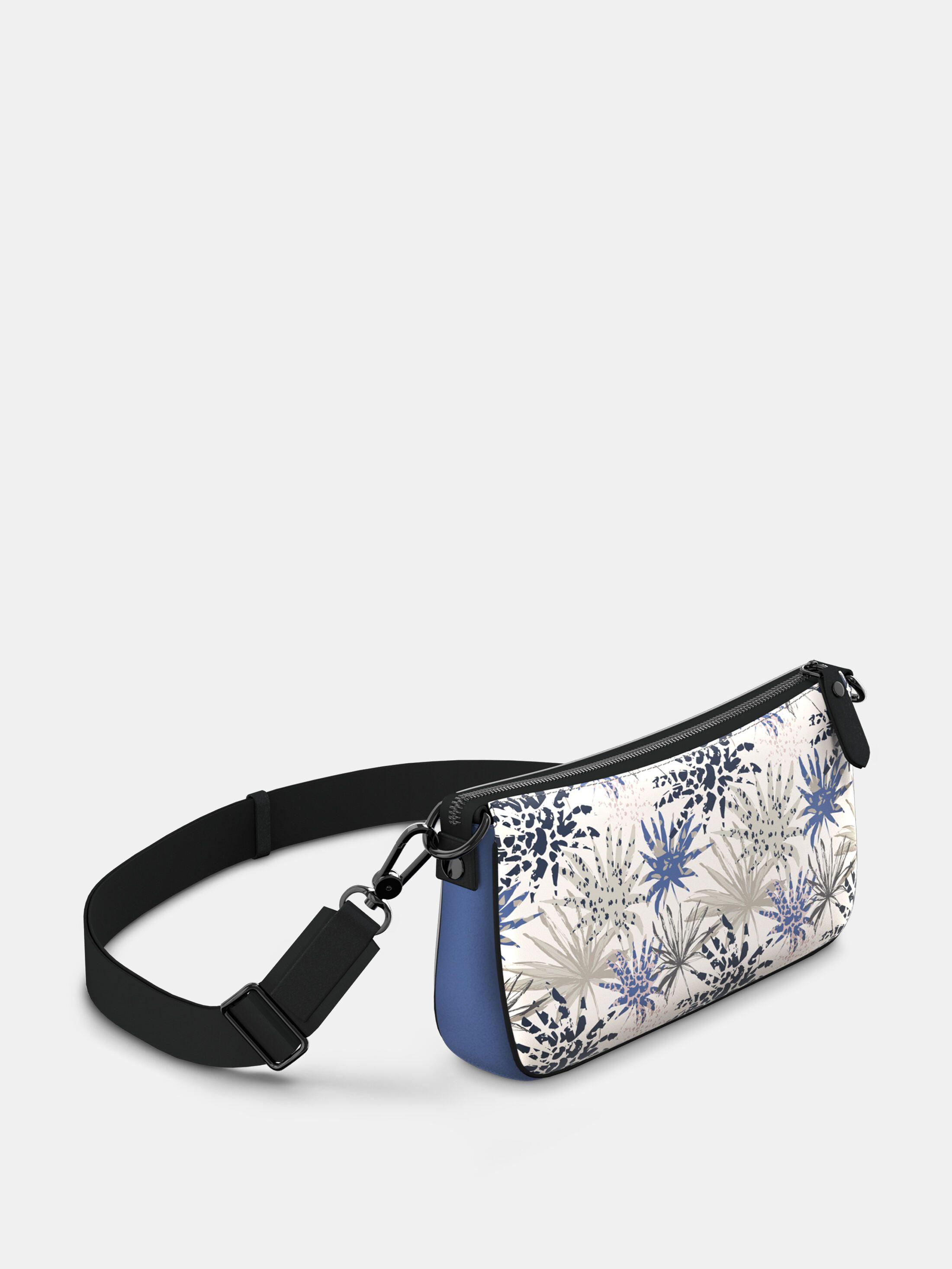 long strap baguette bag