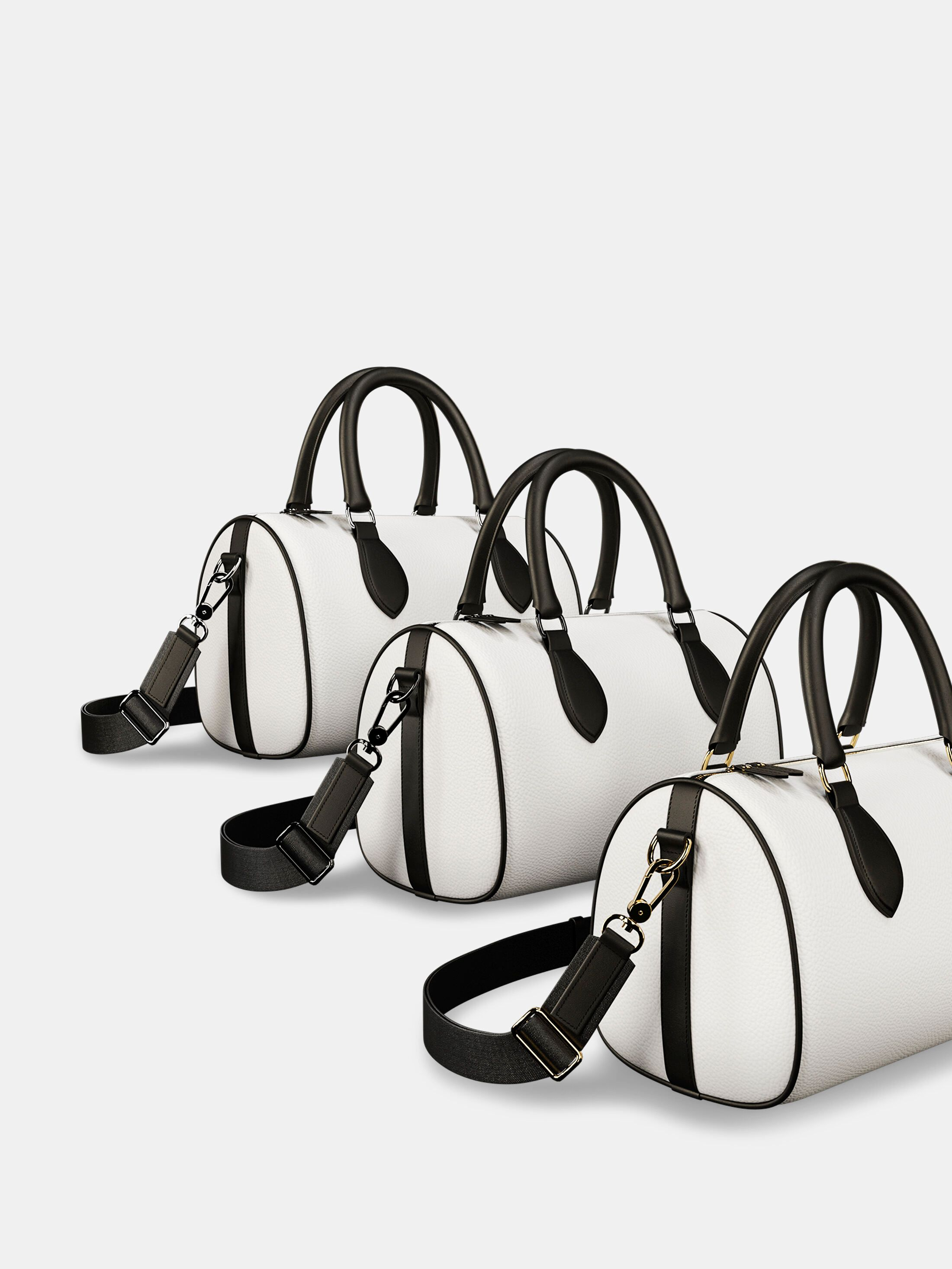 Opzioni borse mini bauletto personalizzate