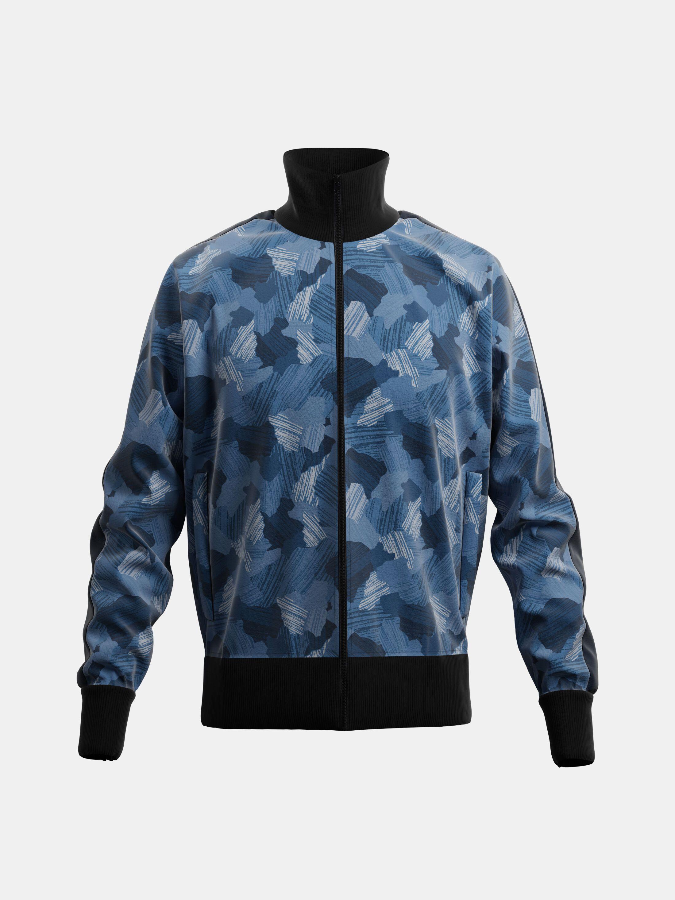 men's custom tracksuit jacket & pants