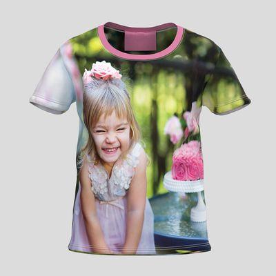 magliette per bambini personalizzate