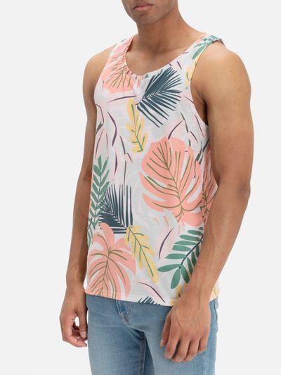 mens custom vest top cut and sew
