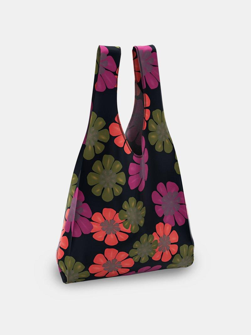 Printed Carrier Bag design