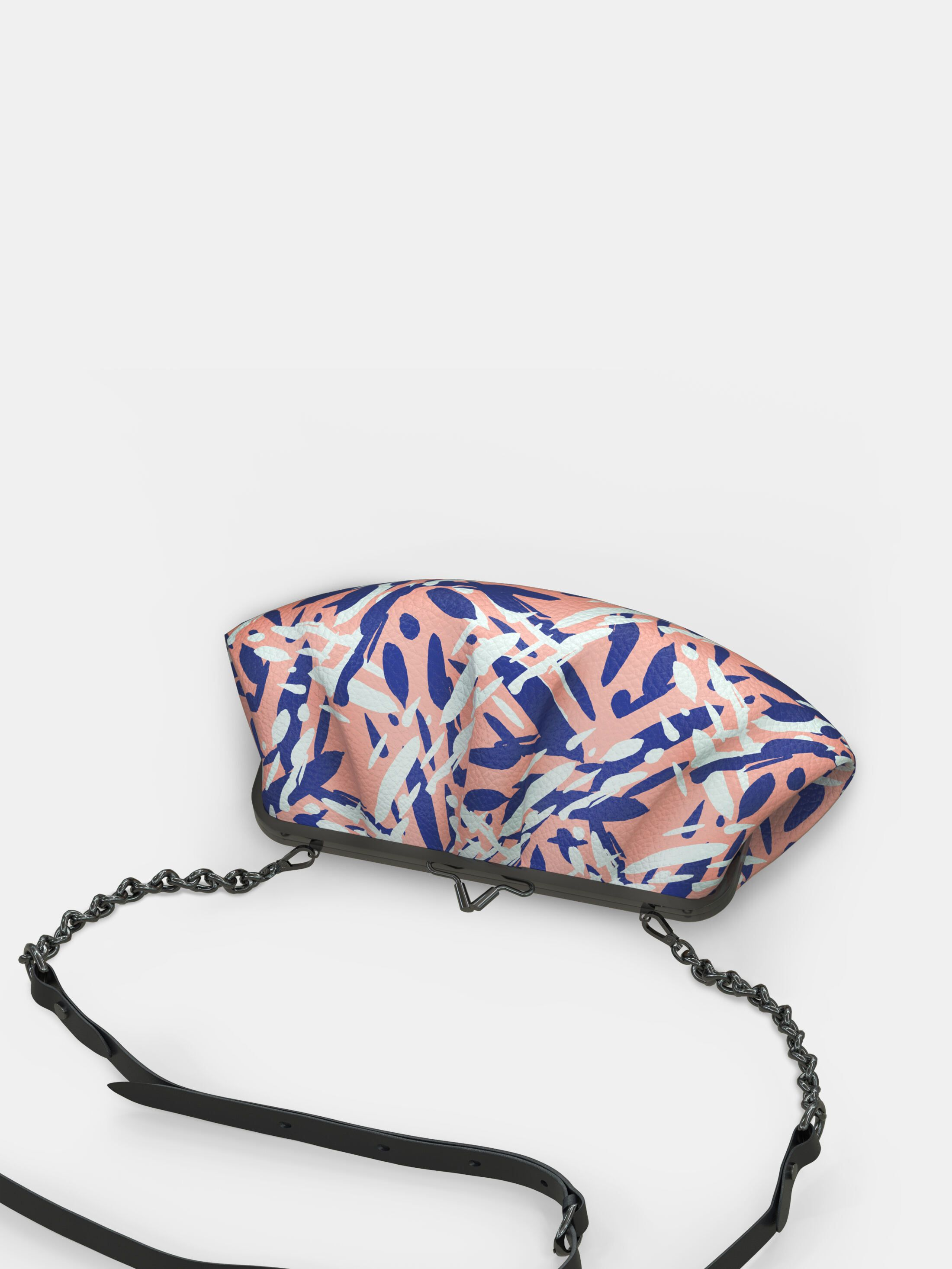 personnalisez votre sac fermoir kisslock
