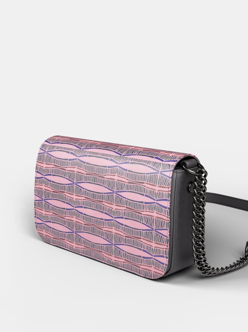 design your own foldover crossbody bag