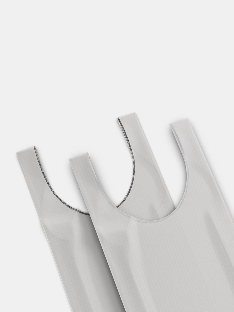Custom Carrier Bag printed