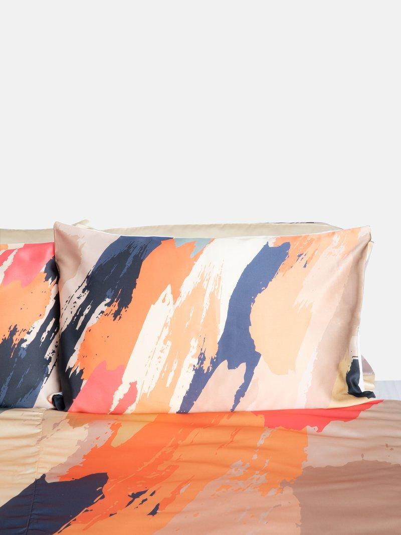 Custom Silk Duvet Cover  UK