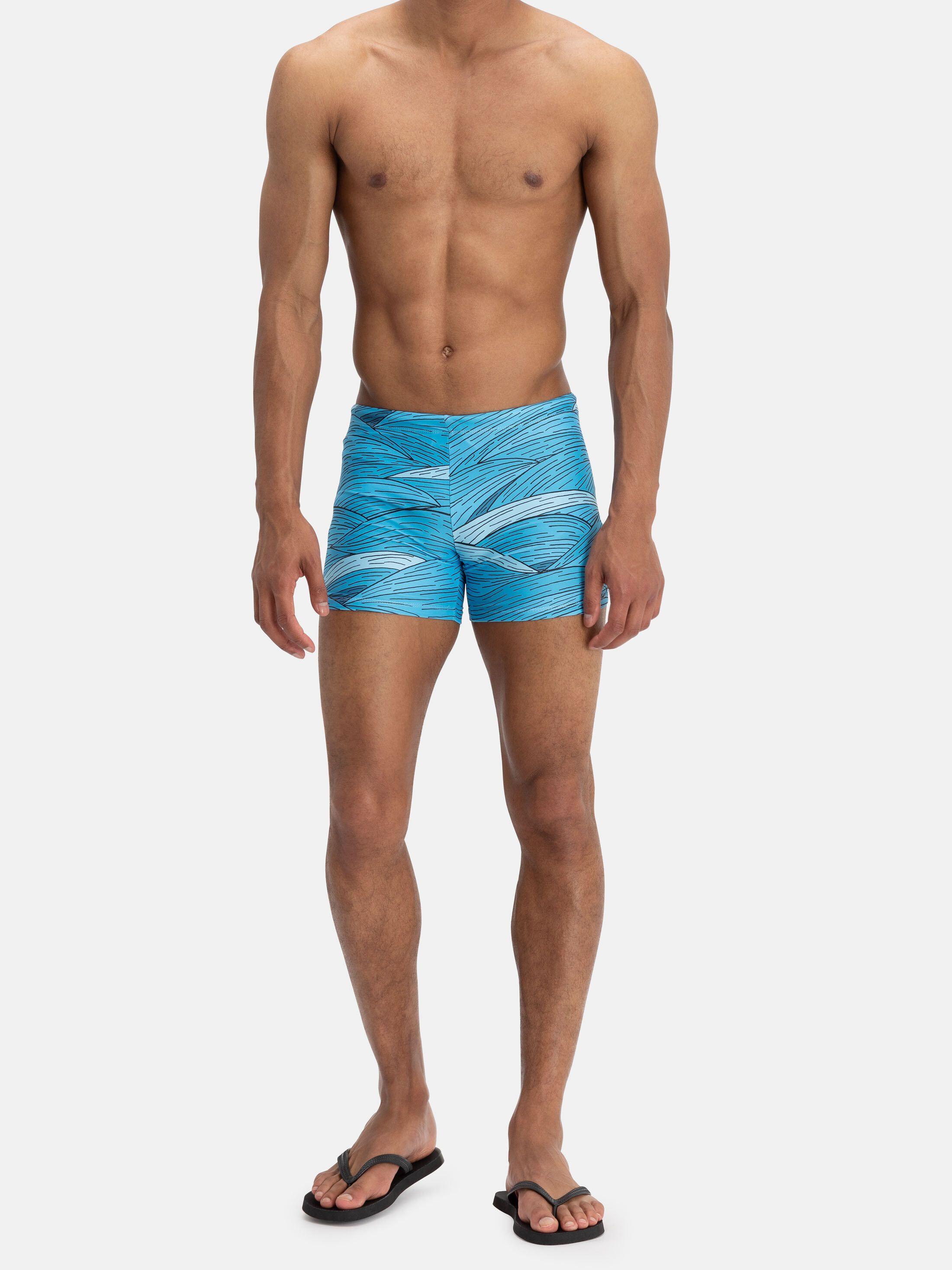 designer swimming trunks