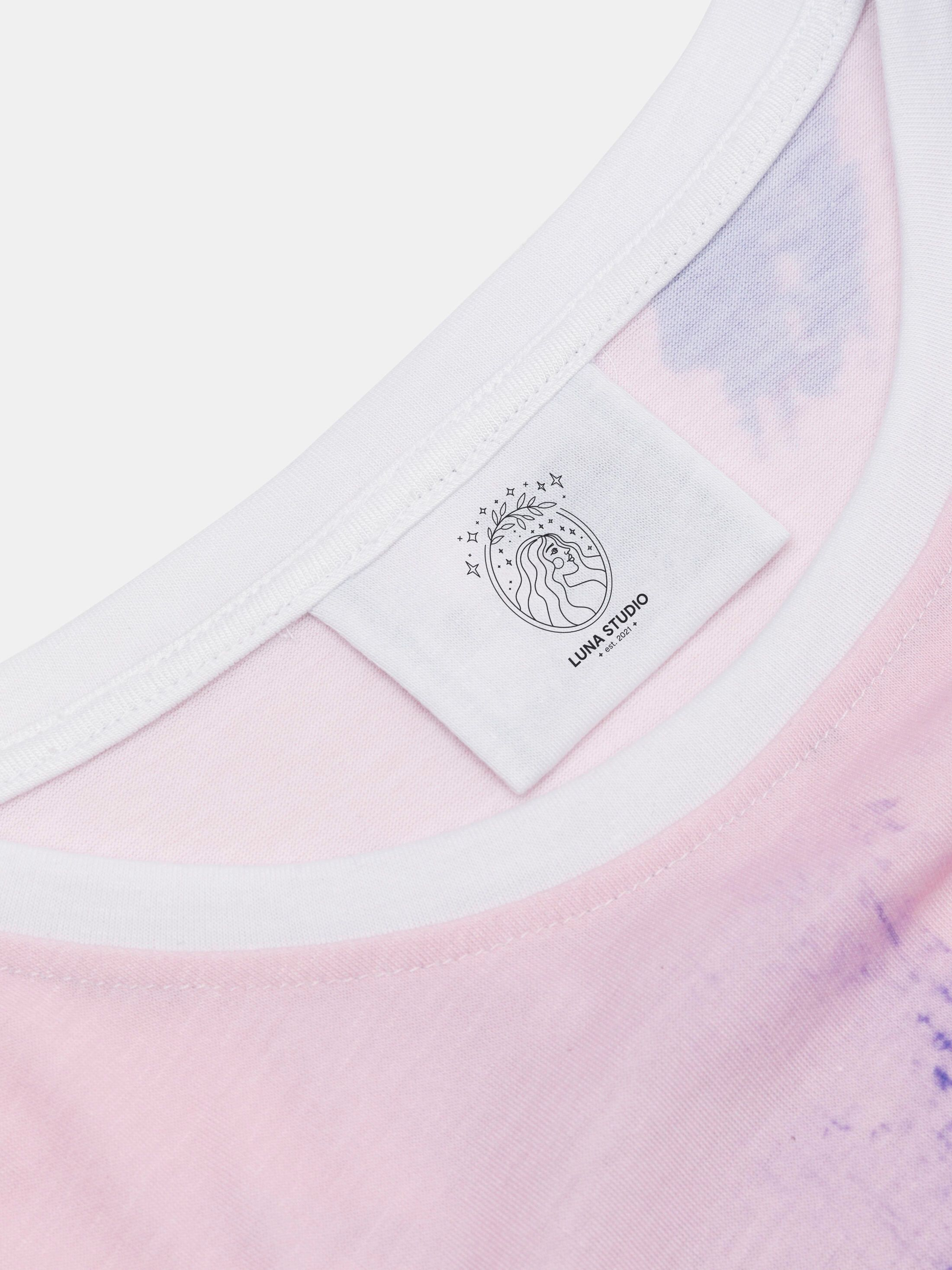 design your own vest top label design