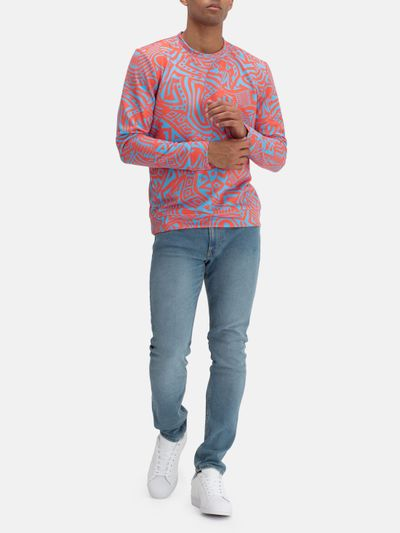 Softshell Long Sleeve Sweatshirt