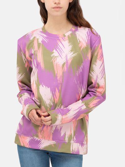 Jersey Long Sleeve Sweatshirt