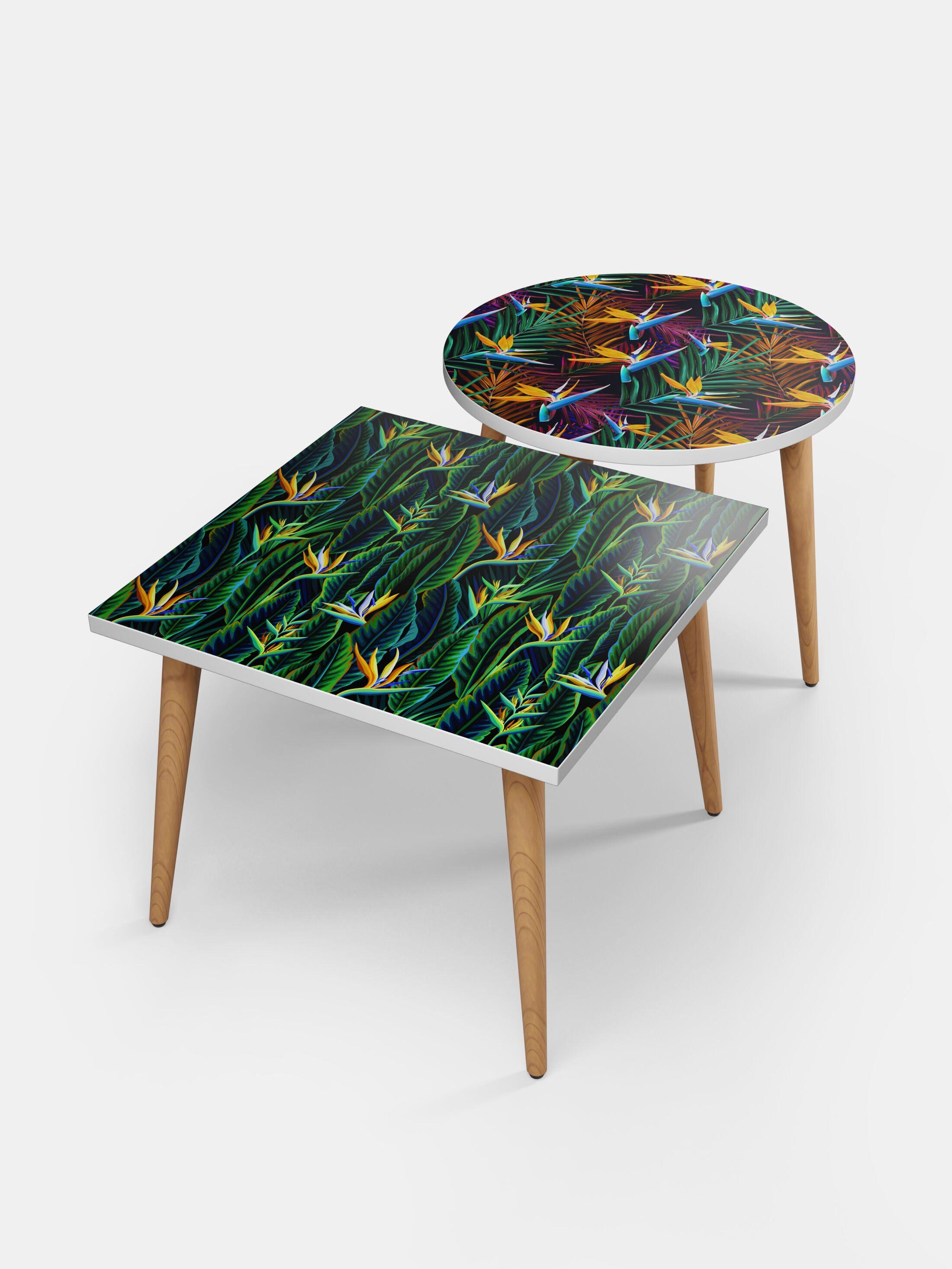 salontafel met jouw design