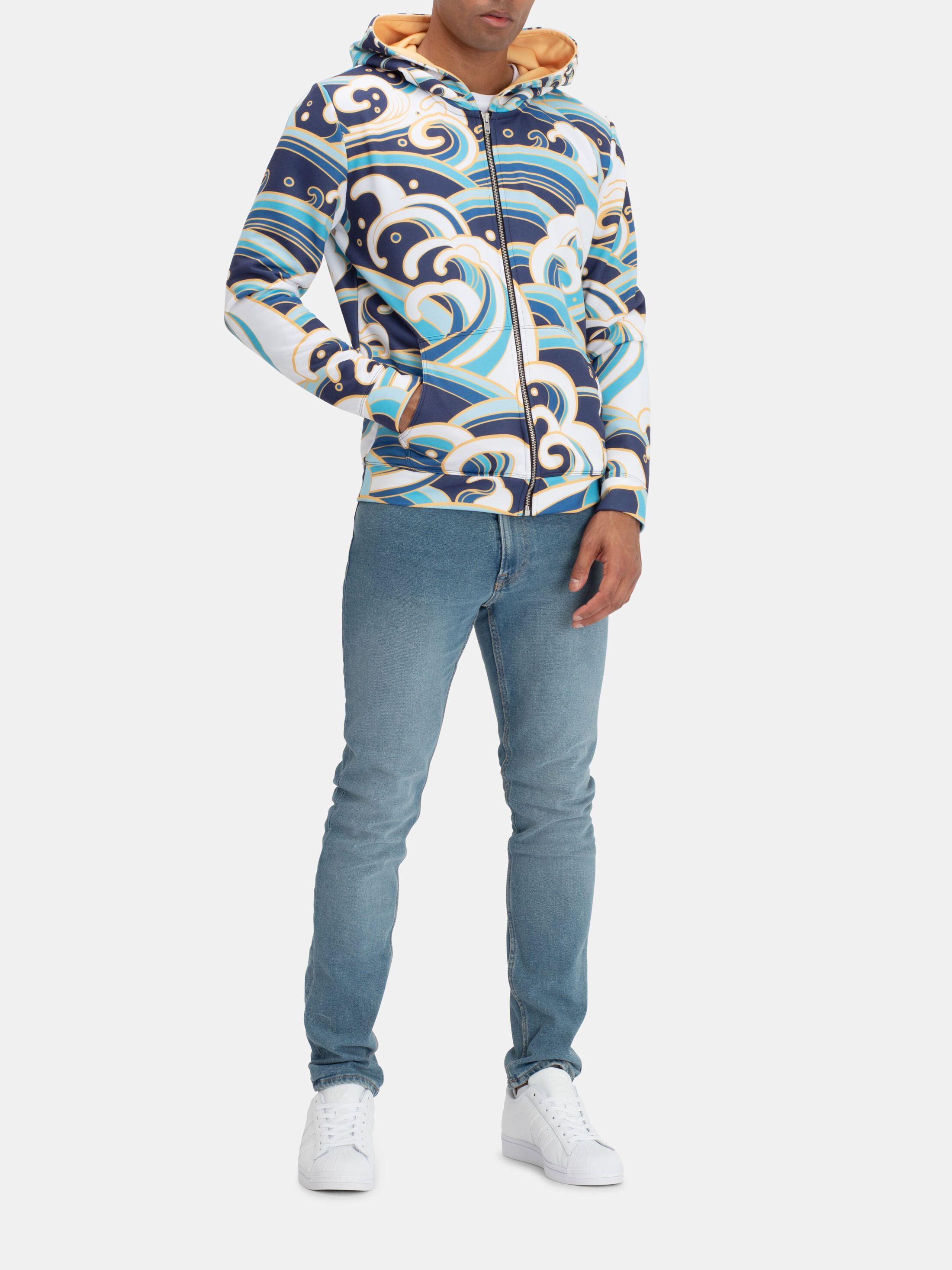 hoodies ontwerpen met rits