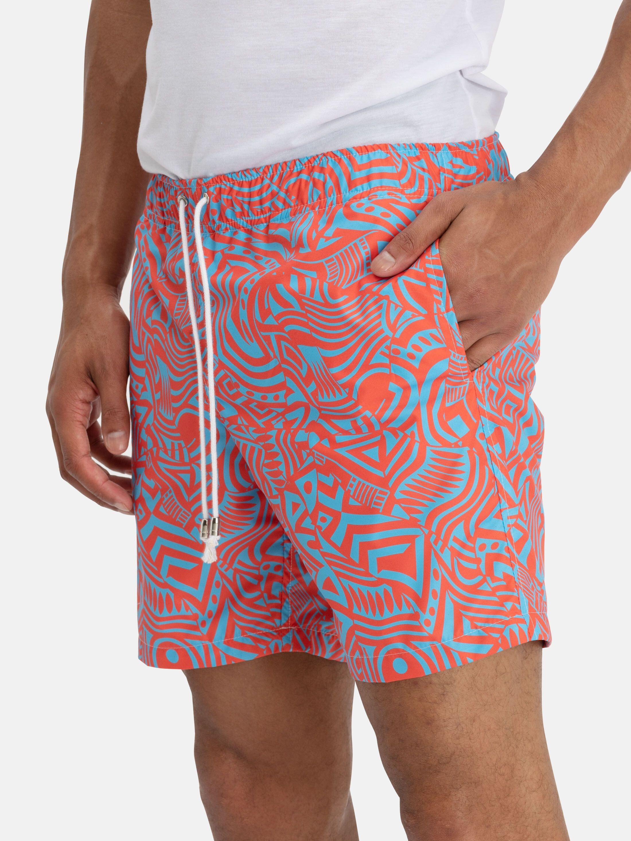 custom beach shorts