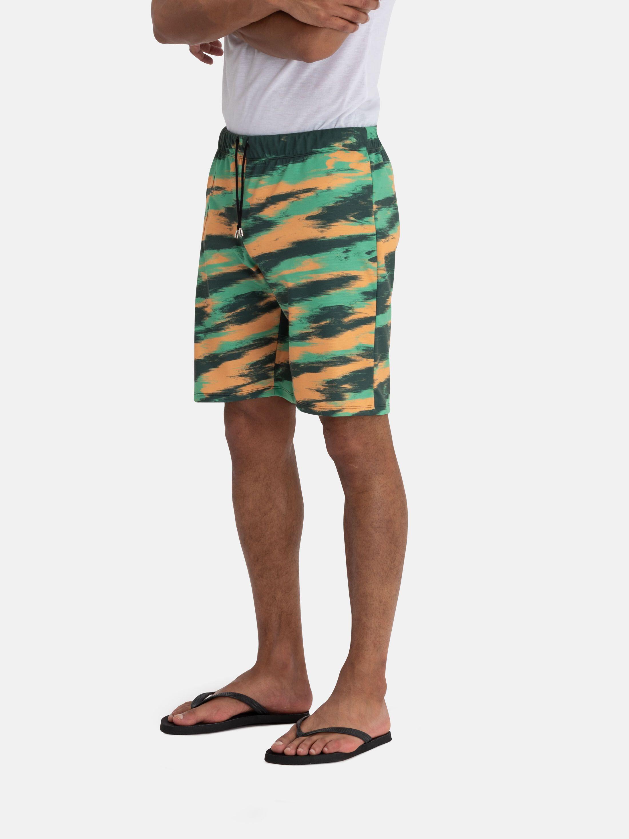 custom mens gym training shorts