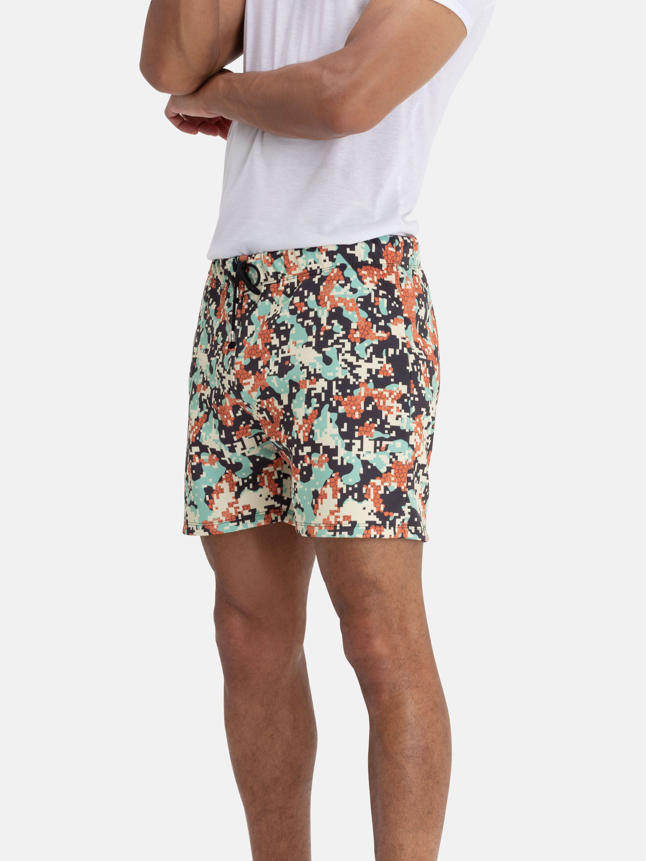 Custom Athletic Shorts Men
